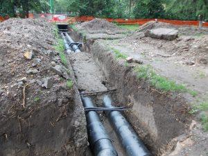 Executie instalatii gaze naturale
